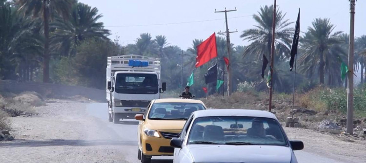 Extortion rampant at checkpoints between KRI and Baghdad