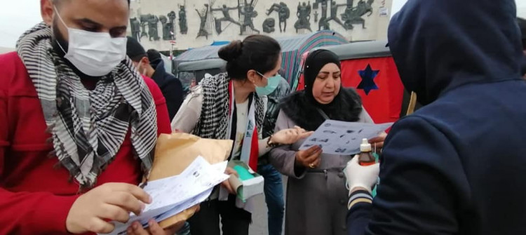 Sixth coronavirus case confirmed in the Baghdad