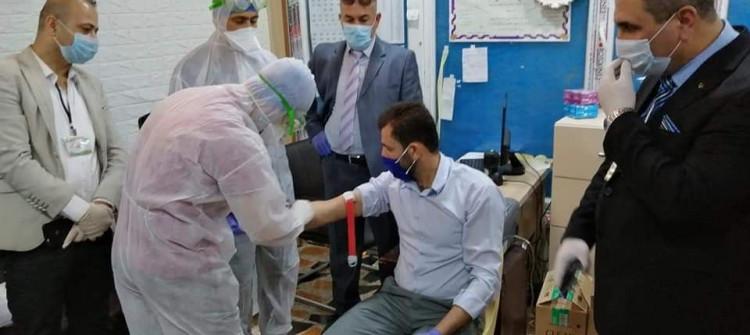 كركوك: وفاة اثنين من منتسبي الصحة بفيروس كورونا