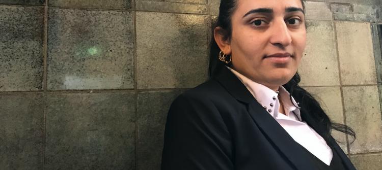 فريدة: أنا أقوى من داعش