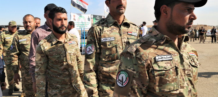 Hashd forms new 500-member force in Kirkuk
