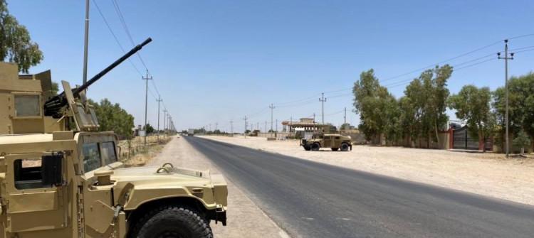 بعد رفع علم داعش فيها..<br> مقتل وجرح سبعة أشخاص في مواجهات شمال شرقي خانقين