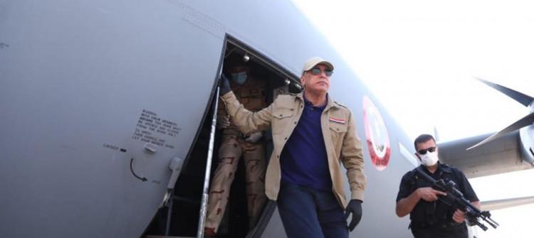 """تطهير تسعة قرى..<BR> استمرار """"أبطال العراق- نصر السيادة"""" بمتابعة وتوجيه الكاظمي"""