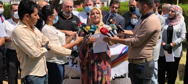 كوادر الدراسة الكوردية في كركوك يطالبون بالتعامل معهم كمواطنين عراقيين