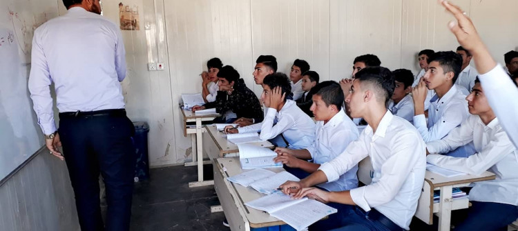KRG to cover final exams of Shingal students