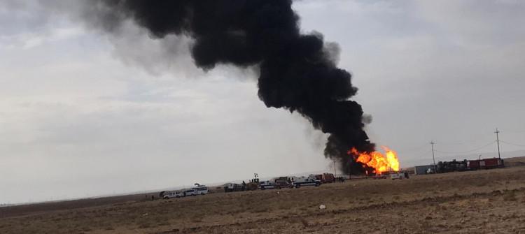 Kirkuk oil generates $177 million in April