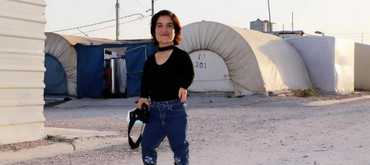 Kebertu kampının kameramanı Nisan: Yeni hayatı ve sevenleriyle mutlu