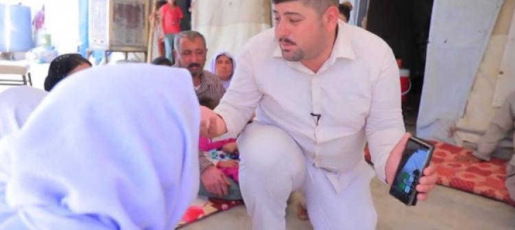 Ezidi aktivist Paşa Mahmud silahlı saldırıda hayatını kaybetti