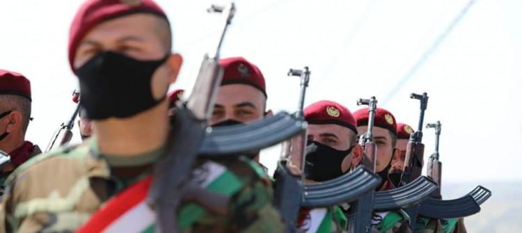 نشر قوة تابعة للبيشمركة من المكون المسيحي في سهل نينوى