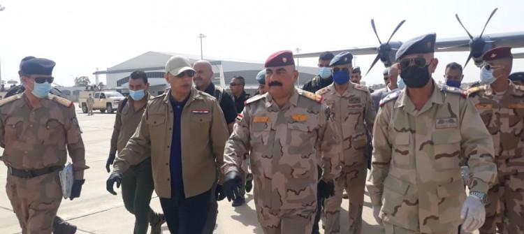 """Law Enforcement"" Troops deployed west of Kirkuk by PM"