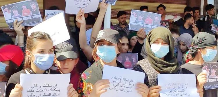 Death penalty to four Ezidi students: Fair or revenge?