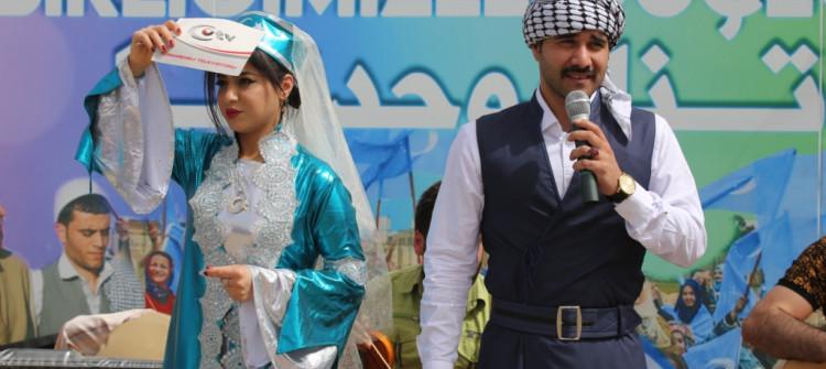 توركمان دڵخۆشن؛ بۆنەكانیان لە پەرلەمانی كوردستان بە فەرمی ناسێنرا