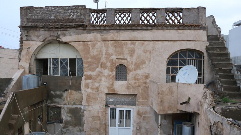 قصر صالح مالي ذو الـ111 عام