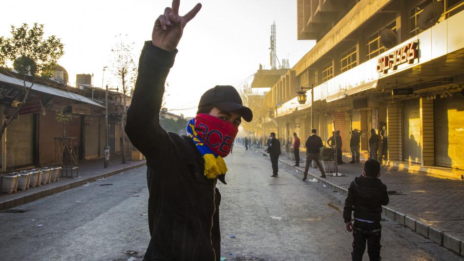 بغداد تغلي وأربيل صامتة