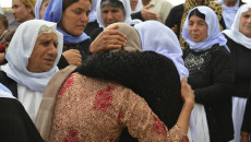 """مقتل فتاة ايزيدية على يد نساء لعناصر """"داعش"""""""