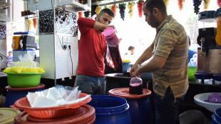 عصير الزبيب، خليل موائد رمضان الدائم