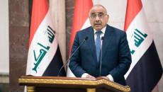 عادل عبدالمهدي يطالب بايجاد حلول اساسية لمسألة كركوك