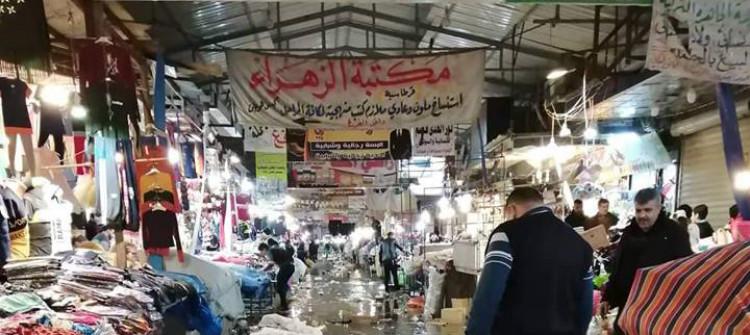 خطر يهدد اقتصاد الموصل .. هذا ماتفعله دول الجوار