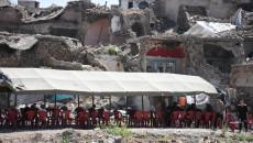 """عمليات نينوى تدعو المواطنين إلى """"إلغاء التجمعات"""" وتحذر من الفوضى"""