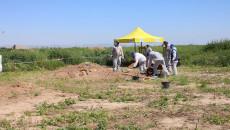 كوجو.. فتح مقبرتين جديديتين للضحايا الايزيديين