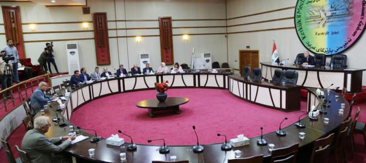 مجلس كركوك يؤجل جلسته لعدم اكتمال النصاب