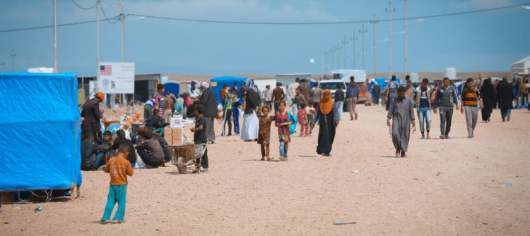 IOM Study: 41% of Iraq IDPs originate from Mosul and Shingal