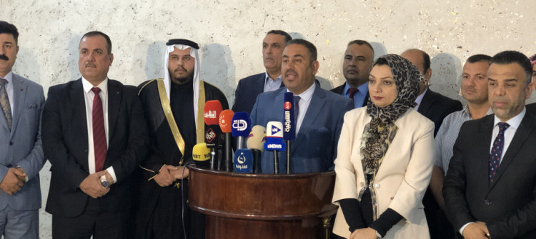 الإعلان عن تشكيل الهيئة التنسيقية العليا لعرب كركوك