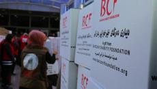 YBŞ:البككة لم تمنعهم من مزازولة اعمالهم<br> مؤسسة بارزاني الخيرية توقف أعمالها في سنجار