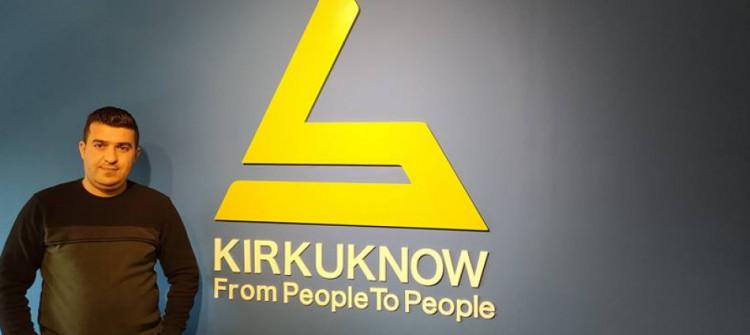 Karwan Salihi, KirkukNow muhabiri kefalet ile serbest bırakıldı