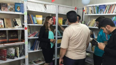 Duhok: Woman establishes learning and enlightening space for IDP camp residents
