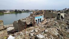 Old Mosul lacks reconstructions