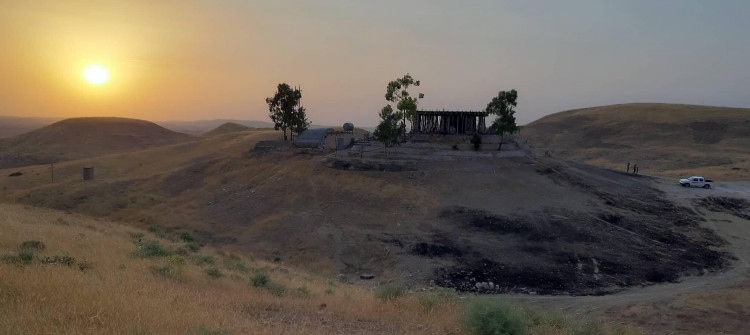 Main road linking Kakayi villages to Ninewa's Hamdaniya district reopened