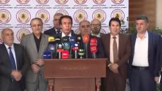 الأحزاب الكوردية تخوض الانتخابات في اربعة محافظات بقائمة واحدة