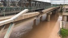 صندوق اعادة الاعمار يباشر باعمار جسرين حيويين في كركوك