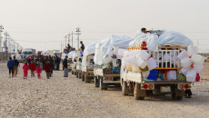 Only in August <br> 863 IDPs have returned home while 933 others displaced once again