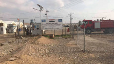 Kerkük'te bir mülteci kampı kapatıldı