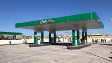Başka bir benzin istasyonu istiyorlar<br>hükümetin tek benzin istasyonu dakuk'a döndü