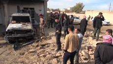تفاصيل القصف التركي على سنجار