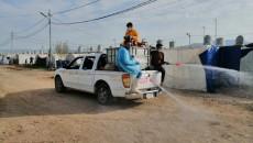 في ظل نقص في الطبابة والوقاية.. <br> آلاف النازحين يواجهون خطر الاصابة بكورونا