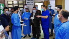 Kirkuk health director retires and his assistant takes office