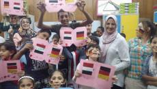 بغداد: أمال ابراهيم تنشئ مركز لإعادة تأهيل الاطفال المشردين