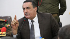 Kirkuk's acting governor, Rakan Al-Jabouri, suspends a ministerial decree
