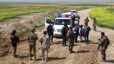 ISIS women and children smuggle out of Syrian camp and attempt to move to Sinjar