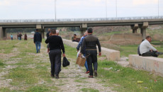 Kirkuk: people 'cannot' stay home and visit Khasa River