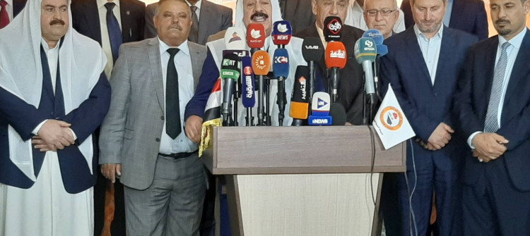 United Arab Front: Demonstrations not an option due to sensitivity of the situation in Kirkuk
