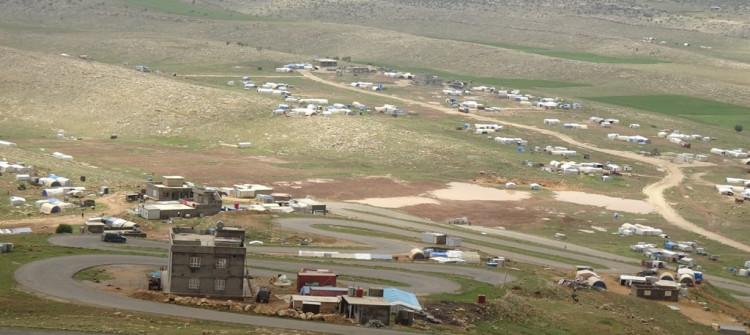 بعد 44 عاما الايزيديون ينون العودة الى قراهم في جبل سنجار