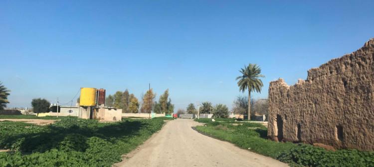 الكاكائيون يستعيدون ملكية 14 دونم من الاراضي الزراعية في داقوق