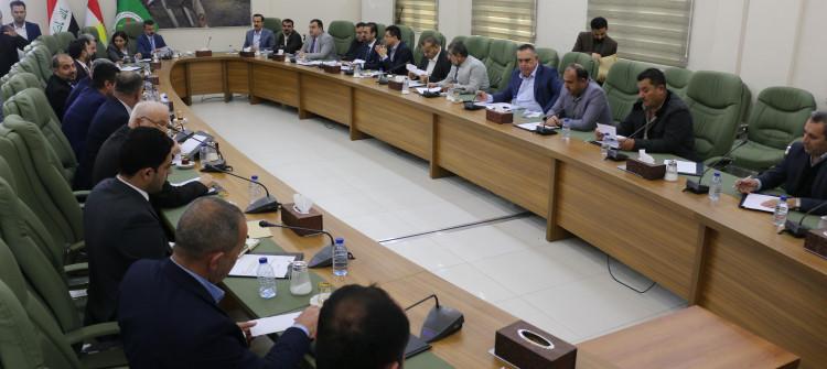 الاتحاد الوطني: نحن والديمقراطي الكوردستاني مذنبون من عدم تنصيب محافظ كوردي لكركوك