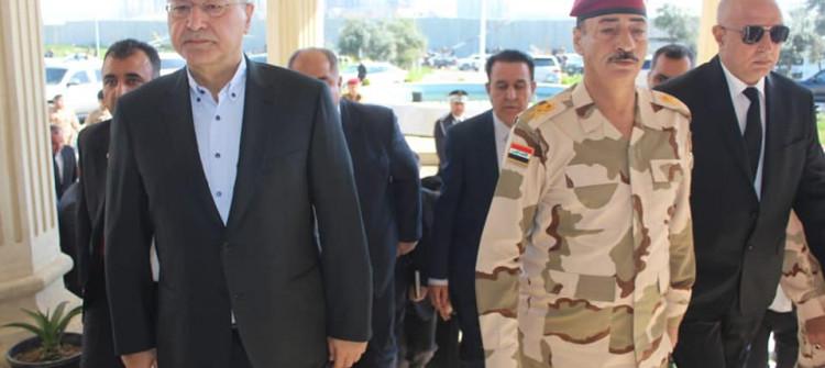 مرسوم جمهوري يفصل النزاع على منصب محافظ نينوى