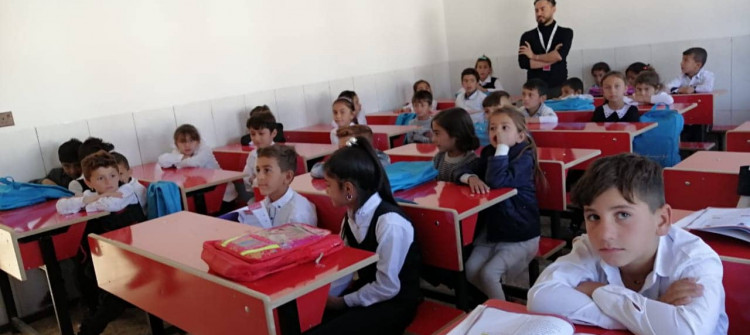 Five years on, Schools reopen in Gr Ozer